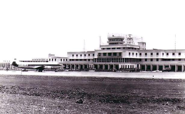 1948 :  BOMBAY - SANTA CRUZ AIRPORT, INDIA