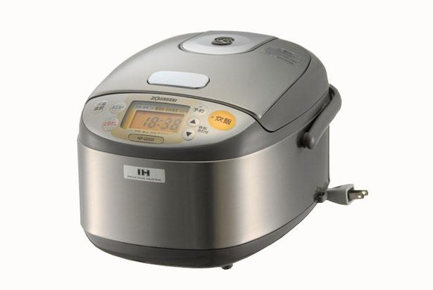 炊飯器撮影