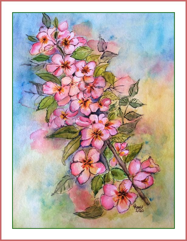 Studie: Obstblüten