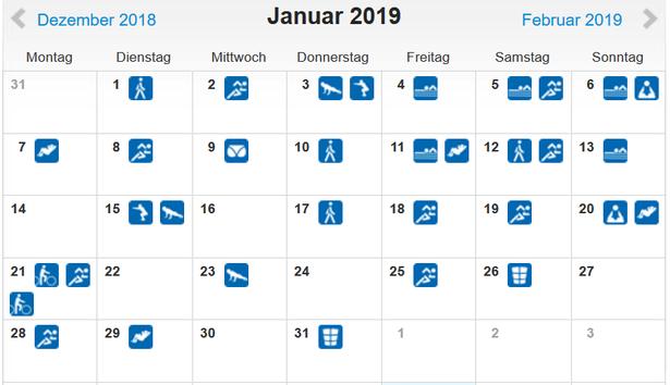 freaky routine, Sport, Fitness, Januar 2019, runtastic
