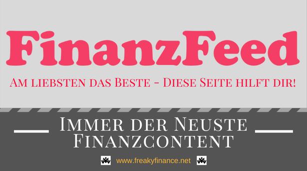 freaky finance, FinanzFeed, Logo