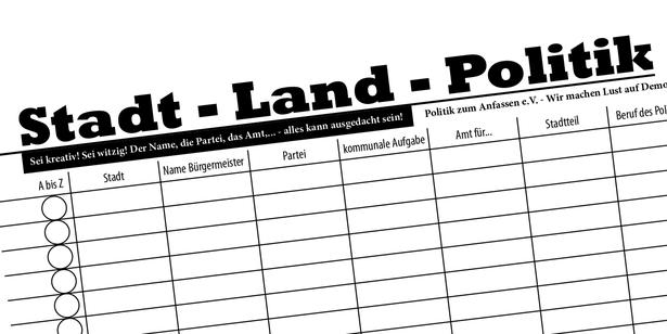 Stadt Land Politik Regions Cruise Region Hannover Demokratie Schule Projekte Jugendbeteiligung Politische Bildung