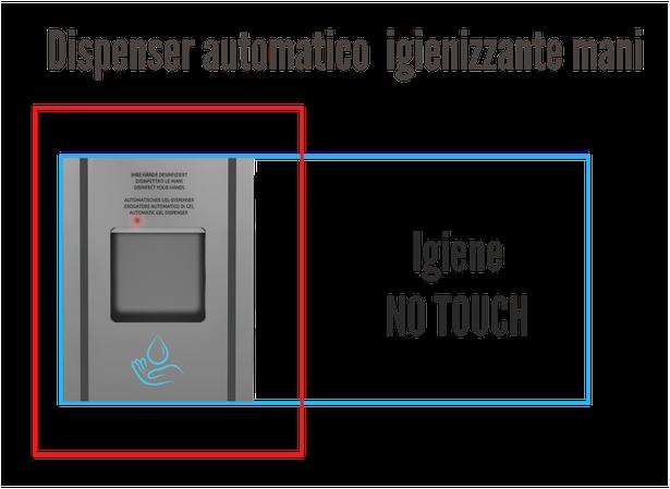 Live Safe il totem di monitoraggio digitale_ igienizzazione mani