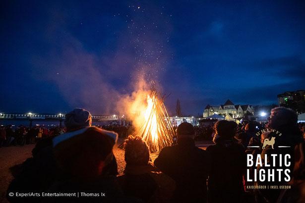 Die Biikefeuer blicken auf eine Jahrhundertealte Tradition zurück.