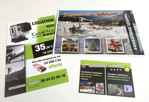 création de supports de communication professionnels à Grenoble