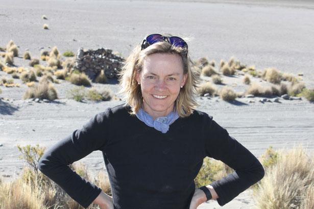 Uli Falk-Neubert in Bolivien für BOLIVIENlein