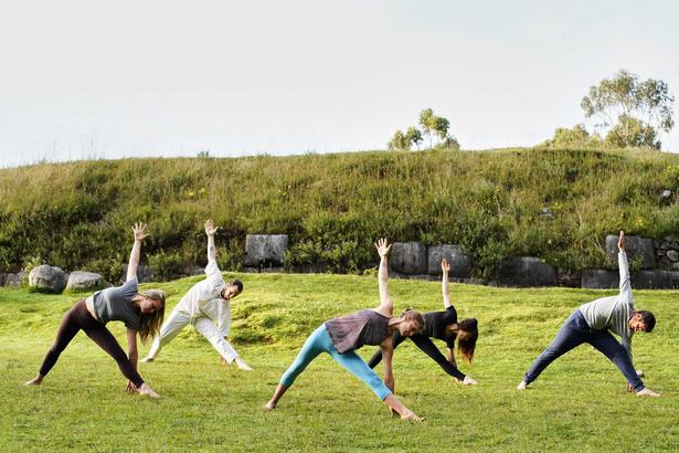 Reisen durch Peru, Yoga, Entspannung in Peru