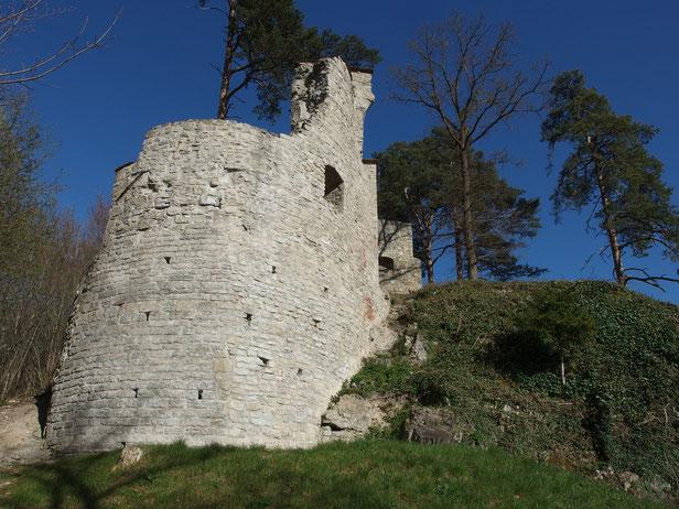 Ruine Wehrstein, Sulz-Fischingen