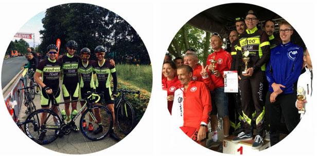 Bild oben: Steffen Adamcczyk | Lukas Horchler | Mario Knierim |Jonathan Reuning