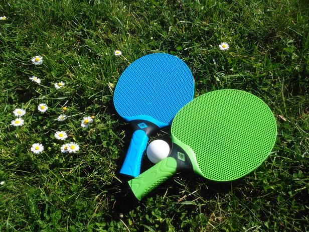 Tischtennisschläger (wetterfest)