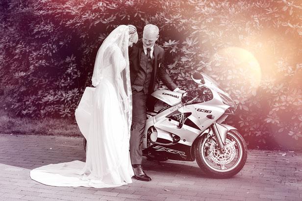 Hochzeitsfotografie, Hochzeitsfotografin