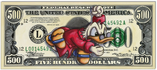 Dagobert Dollar II