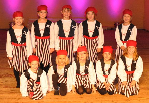 Piraten-Tanz