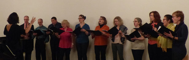 Chortett Gemischter Chor Rheinfelden, Verein