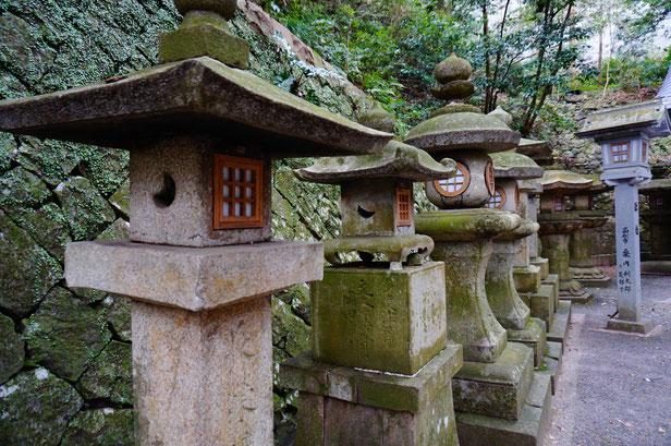 こんな山の中に立派な神社を建てるなんて、昔の人はすごいなあ・・・