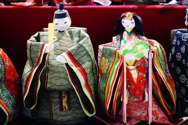 髙田織物さんのお店ではこの畳縁で作った商品が購入できます。