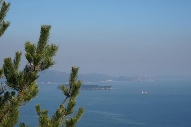 みなさんも、鷲羽山にきたら是非頂上を目指してお散歩してみてくださいね。