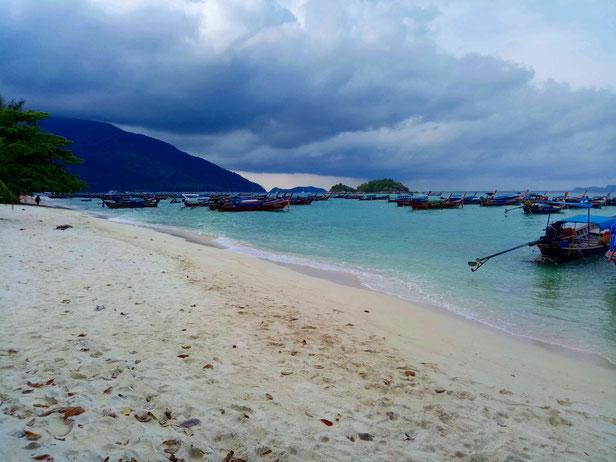 Sunrise Beach auf Koh Lipe