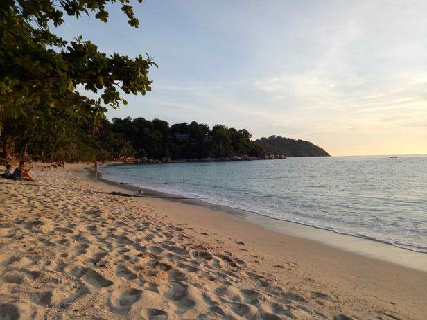 Sunset Beach Koh Lipe Strände Koh Lipe