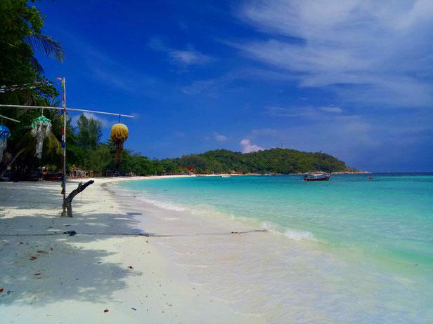 Pattaya Beach auf Koh Lipe strände koh lipe