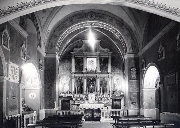 S. Givanni Rotondo chiesa S. Maria delle Grazie prima del 1953