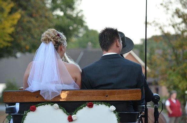 Heiraten wie im Märchen