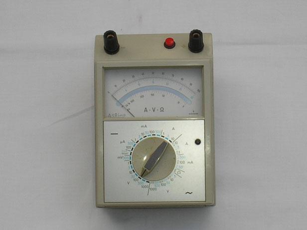 Siemens & Halske  Vielfach Multimeter Typ. AVOhm - Multizet