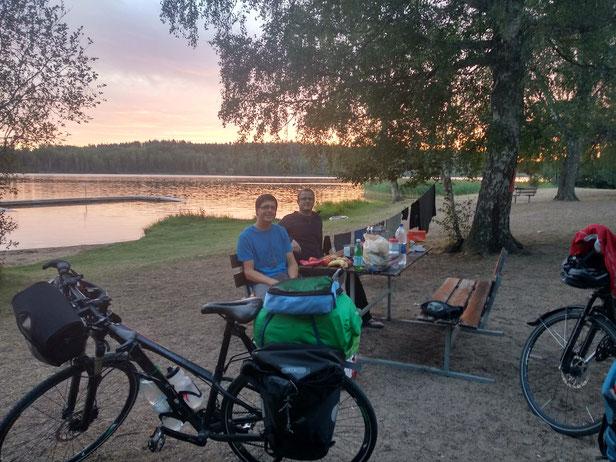 Radreise Europa: Schweden