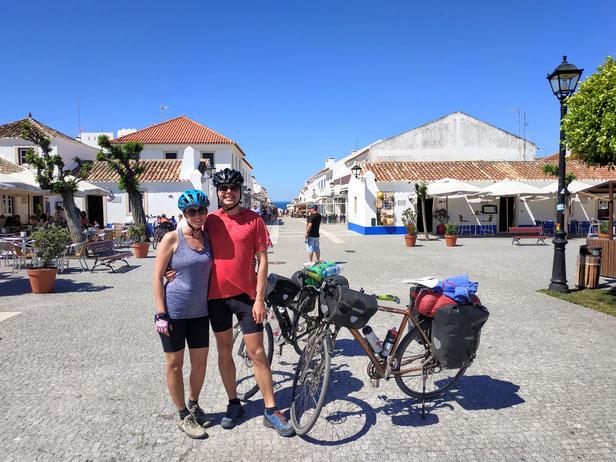 Unser Gepäck nach sechs Monaten Radreise