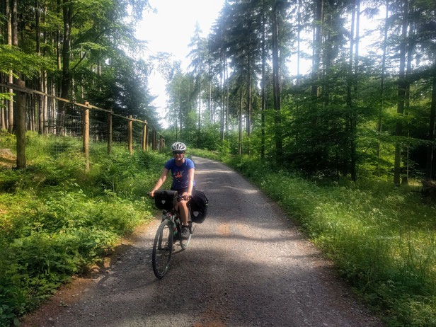 Radreise Europa: Tschechien