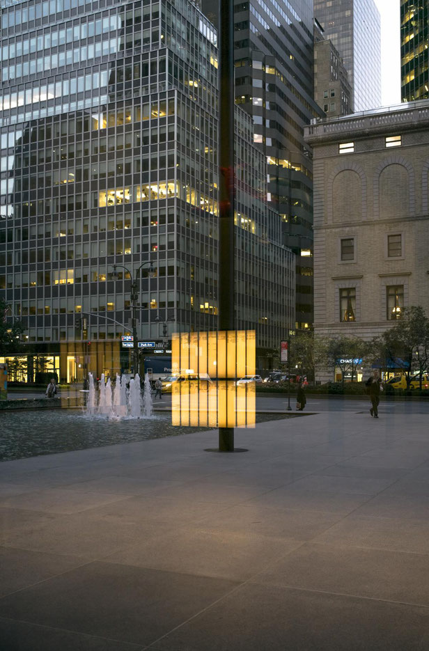 Seagram Building 5 New York 2016 © Arina Dähnick