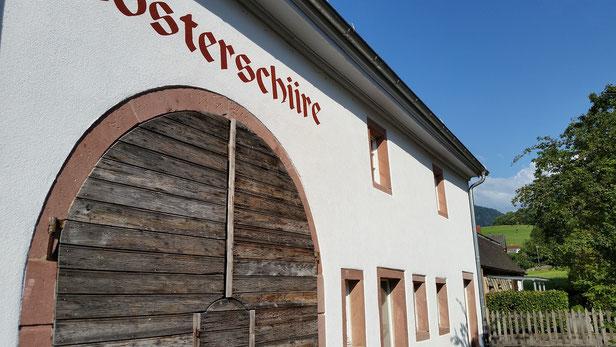 Kleinkunst in der Klosterschiire Oberried, Musikalische Unterhaltung , Klavierkabarett, Mundart-Theater und Puppenspiel