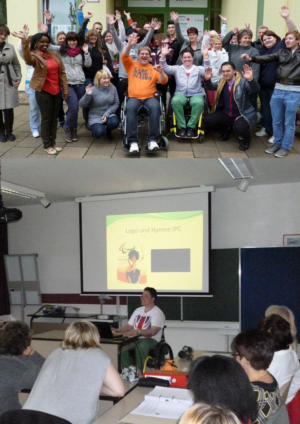 BRK Schule Bayreuth 2013