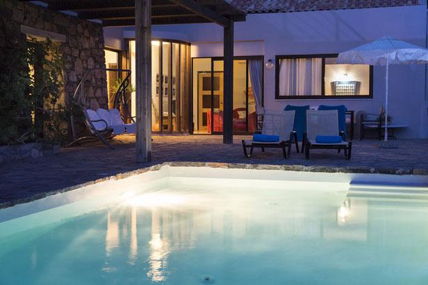 "Bay-Villa ""Alkistis"" - Swimmingpool"