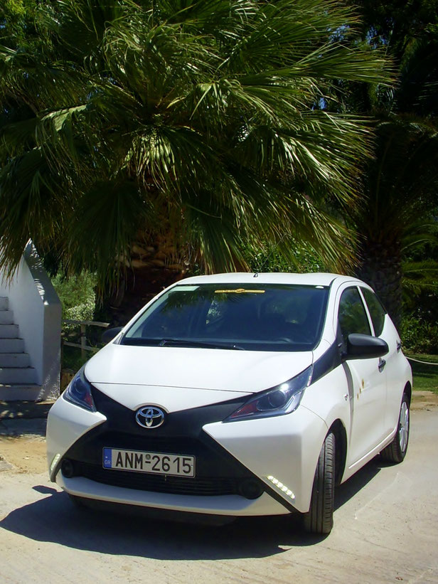 Brandnew! Toyota Aygo 5-doors