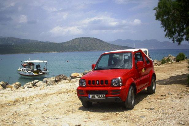 """Suzuki """"Jimny"""" Cabrio 4-weels"""