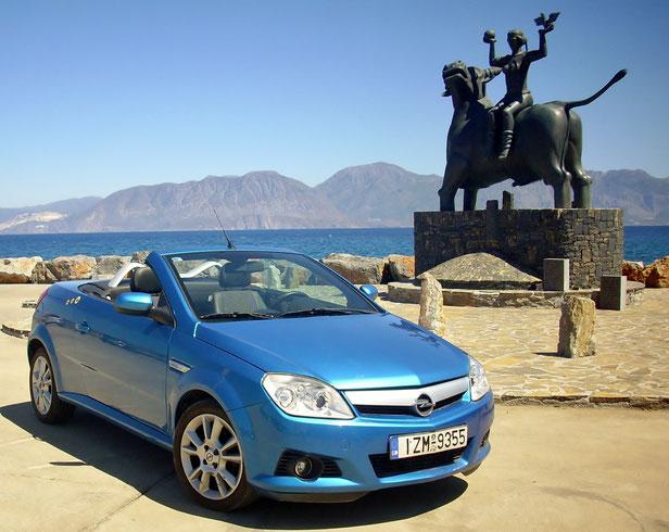 Opel Tigra Cabrio