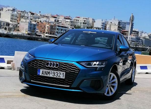 Audi A3 TFSI Automatik, exemplarisches Foto, Farbe identisch