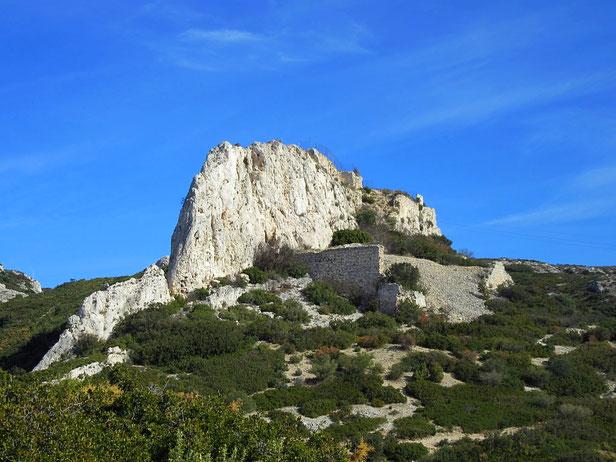 Le Castellas - La Fare les Oliviers
