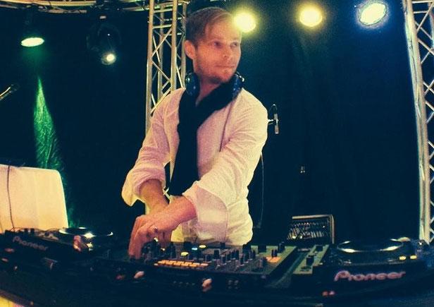 DIMI HOCHZEITS DJ AUF DER FRAUENINSEL AM CHIEMSEE