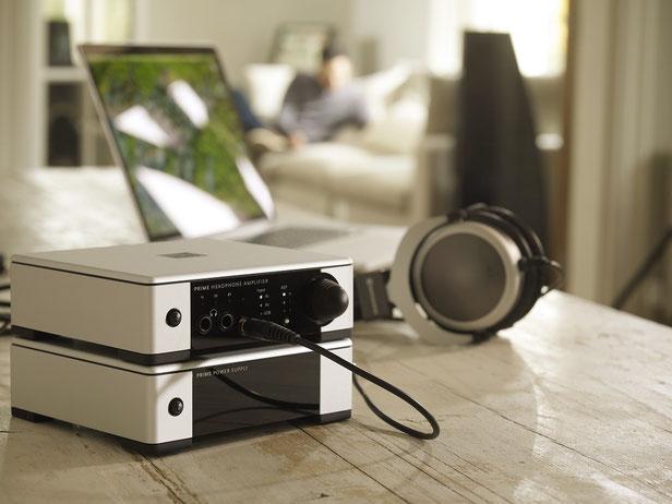 メリディアンオーディオ Prime Headphone Pre  Amprifier