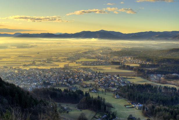 ストラジシュチェの景色(写真:Wikipdia)
