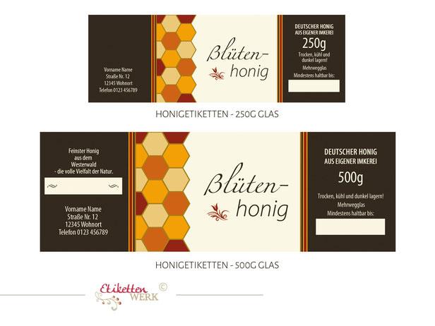 honig etikett honigetikett honigglas label bienen imker bienenhonig honigglasetikett honiglabel honigetiketten