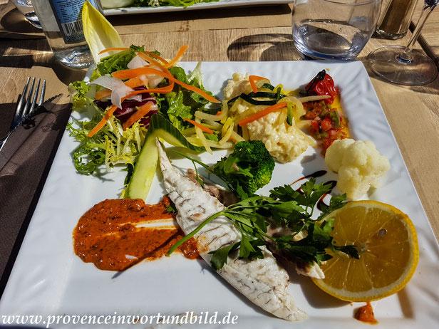 Bild:  Restaurant Le Nauttea des Goudes, in Les Goudes