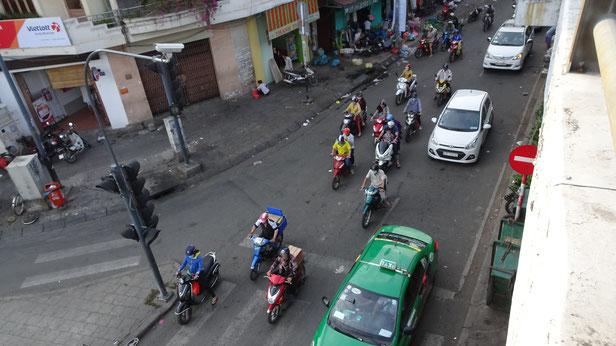 Thailand, Asien, Backpacker, Weltreise, Südostasien, Zug, Flugzeug, Verkehr, Scooter, Roller, Zwei auf Achse