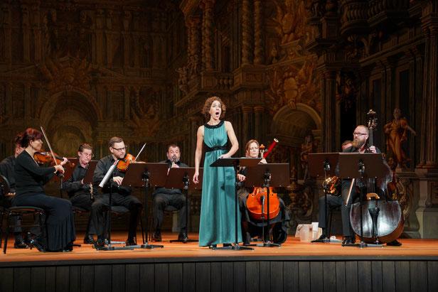 Musica Bayreuth: Konzert mit Juliane Banse und dem Tschechischen Nonett im Markgräflichen Opernhaus Fotos: Stefan Dörfler