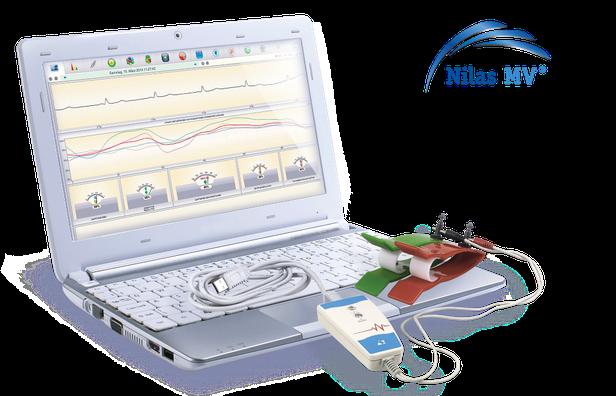Nilas MV® - DINAMIKA® mit der Software Nilas MV® - informationstechnisches Diagnostiksystem