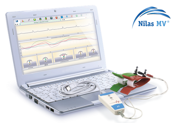 Nilas MV® - Produkte - DINAMIKA® with the Nilas MV® software - information technology diagnostic system