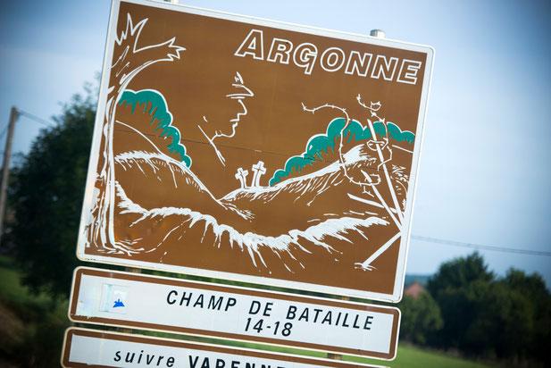L'Argonne - Photo Guillaume Ramon