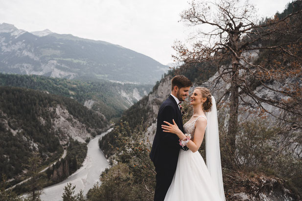 Hochzeit in Graubünden